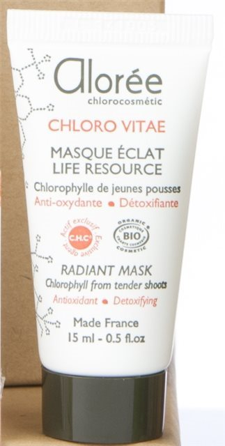 Alorée Mascarilla facial Life Resource Travel Size