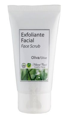 Natural Carol Exfoliante facial de oliva