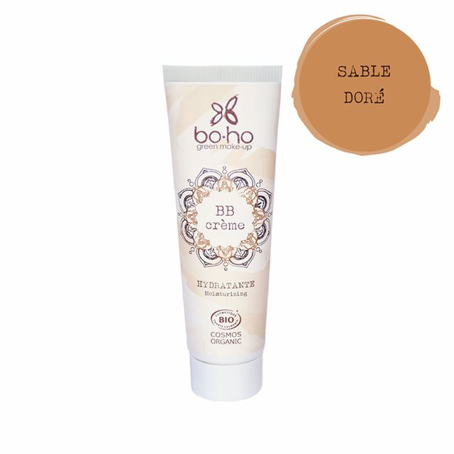 BOHO COSMETICS BB cream 06 Sable Doré