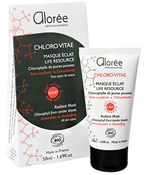 Alorée Mascarilla facial Life Resource