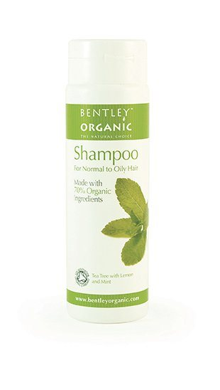 Bentley Organic Champú para cabello Normal a Graso