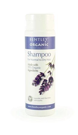 Bentley Organic Champú para cabello Normal a Seco