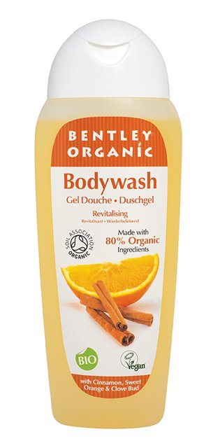 Bentley Organic Gel de baño revitalizante