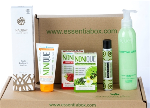 Essentiabox junio 2014